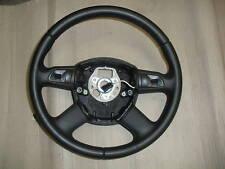 AUDI a6 4f a8 4e q7 4l IN PELLE MULTIFUNZIONE VOLANTE Volante!!! TOP!!! ORIGINALE