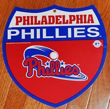 Philadelphia Phillies InterState Sign - NEW! 12x12