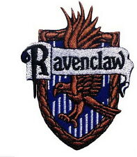 Harry Potter Ravenclaw Wizzard Embroidered Iron Patches