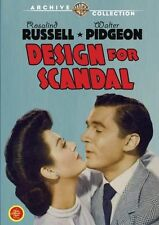 DESIGN FOR SCANDAL (1941 Rosalind Russell) - Region Free DVD - Sealed