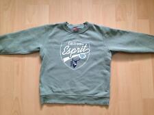 Esprit Sweatshirt 116/122 Pullover grün