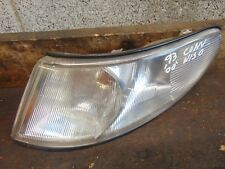Saab 9-3 Convertible hatchback 98-03 Passengers Left Front Indicator Light Lens