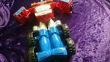 Optimus Prime TRANSFORMERS Rescue Bots 2012 PlaySkool Heroes - Hasbro - Tomy