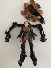 Aliens Space marine Atax with Alien Disguise Gear Kenner - missing missle - 1993