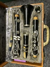 More details for boosey and hawkes regent clarinet with case