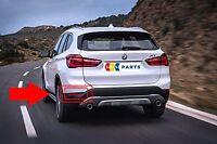 BMW NEW GENUINE X1 SERIES F48 2015- REAR BUMPER LEFT N/S REFLECTOR 7355547
