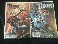 Thor #1 Wolves of the North & Thor #1 Truth of History One-Shots