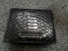 Michael Kors Money Flap Card Holder Mini Wallet Peweter