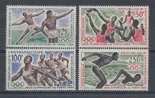 Central African Republic 1964 Olympics Set (4) Mint (Id:763/D43402)