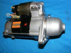 Genuine Kubota D922 & others, 6A320-59213 22800-7091 starter motor only £198+vat