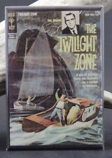 "The Twilight Zone Comic Book #1 - 2"" X 3"" Fridge / Locker Magnet."