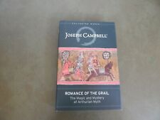 Romance of the Grail by Joseph Campbell; HBDJ 2015; 1st Edition