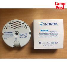 Aurora AU-RD210 50-210W/VA Round Dimmable Electronic Lighting Transformer
