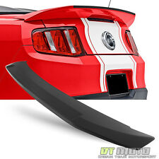 2010 2011-2014 Ford Mustang Coupe Shelby GT500 Style Paintable ABS Trunk Spoiler