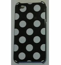 Nuevo Iphone 4 & 4s Elegante spotted Serie Funda Rígida Cubierta-Tres Colores