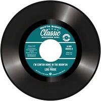 LOU PRIDE I'm Com'un Home In The Morn'um NEW NORTHERN SOUL 45 (OUTTA SIGHT Vinyl