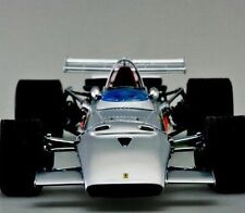 Ferrari Race Car 18 Sport Vintage Formula 1 GP 24 F Concept Carousel Silver 12