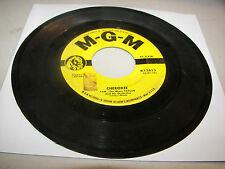 Sam (The Man) Taylor Big Guitar / Cherokee 45 VG MGM K12613