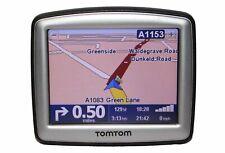 TOMTOM ONE Classic Sat Nav UK  ROI & WEST Europe MAPS