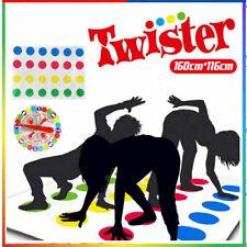 Spaß Twister pädagogisches Spielzeug Game Pad Matte für Kinder Erwachsene Bewegt