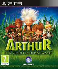 Arthur - la Vendetta di Maltazard Ps3 Playstation 3 Ubisoft