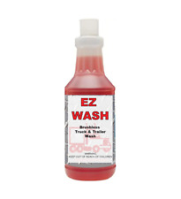 "Ez Wash Semi-Trailer Truck ""Brushless"" Cleaner Concentrate by Detco"