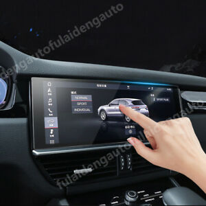 Fit For Porsche Cayenne 2018-20 Navigation Tempered Glass Screen Protector Film