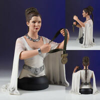Gentle Giant: Star Wars Mini Bust 1/6 Scale Leia Hero Of Yavin Version* NEW*