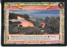 Lord Of The Rings CCG Foil Card RotEL 3.U120 Wastes Of Emyn Muil