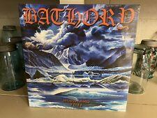 Bathory - Nordland I & II - SEALED BRAND NEW Vinyl 2x LP Record Album Gatefold