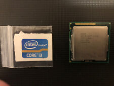 Intel Core i3 2120 3.3GHz CPU With Case Badge
