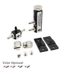 Universal Adjustable Racing Manual Turbo Boost Bypass Controller Kit 30Psi Black
