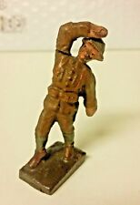 Lineol Toy Soldier, Made in Germany, 2.5 inches tall