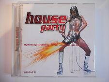HOUSE PARTY ! HYSTERIC EGO, H2SO4 DISCO BLU enchainés | | CD ALBUM | PORT 0€ !
