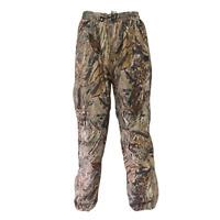 Mossy Oak Waterproof Hunting Pants | Duck Blind Camo | Wildfowler | 2XL 3XL