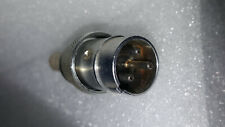 Amphenol 3 Pin Contact MALE Cable Jack Microphone Audio Socket Connector Plug