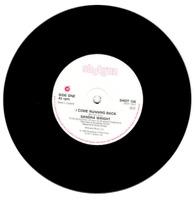"""SANDRA WRIGHT I Come Running Back - New Modern Soul 45 (Shotgun) 7"""" Vinyl 70s"""