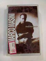 MC7 MARCO MASINI Malinconoia 1991 italy RICORDI STVK 76433  MC7 MUSICASSETTA MC