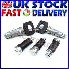 MERCEDES VITO 1 MK1 W638 1995-2003 Ignition Lock Barrel & Door Lock SET 5 pcs