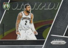 2017 PANINI PRIZM BASKETBALL KYRIE IRVING G CELTICS #GH-KI GET HYPED! SP