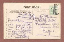 Miss R.J Diddams, Bromham Cottage Chaucer Road Bedford, 1907 Mu Samberg   RK852