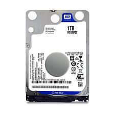 """WD Blue WD10SPZX 1TB 5400 RPM 7mm 128MB Cache SATA 6.0GB/S 2.5"""" Internal OEM HDD"""