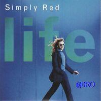 SIMPLY RED + CD + Life (1995) + 10 starke Stücke + NEU Portofrei (D)