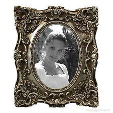 Louis seize Bilderrahmen Fotorahmen Rechteckig Rot Stil Antik Rokoko 5x7 Vintage
