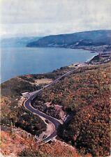 MacKenzie Mountain Pleasant Bay Nova Scotia Canada Cabot Trail Brenton Postcard