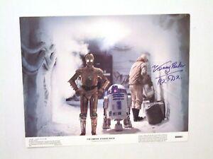 "Star Wars V The Empire Strikes Back Reprinted USA Lobby Card Set of 8 11"" x 14""!"