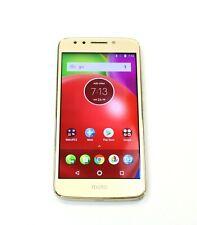 Motorola Moto E4 XT1765 - 16GB - Gold (GSM-Unlocked) - Good Condition - CEL10028