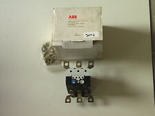 T200 DU ABB relais thermiques thermal overload relay 150-200A