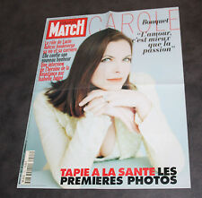 Affiche Pub Paris Match Carole Bouquet 59x78 cm