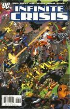 Infinite Crisis #7 George Perez  Variant
